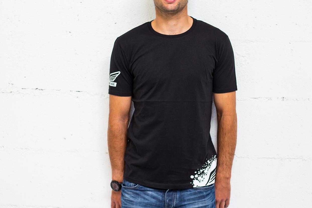 T-shirt homme Déhancher