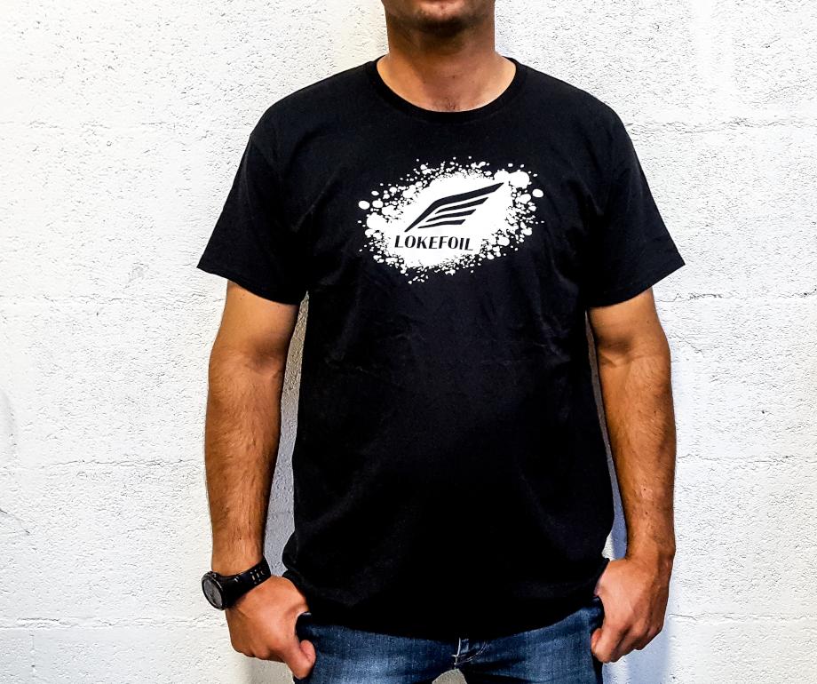T-shirt homme Tâche
